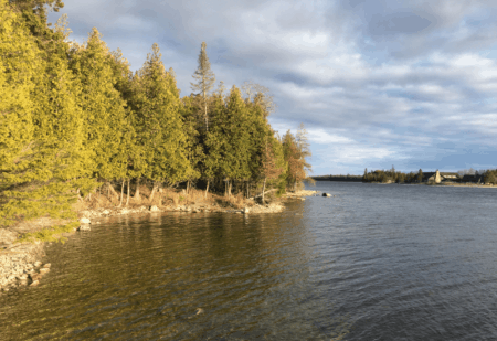 Les Cheneaux Islands Cedar Bay Camp & Retreat Center