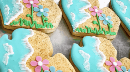 Taste Edible Art at Ruthann's Gourmet Bakery & Bask in the Sun at Torch Lake Beaches