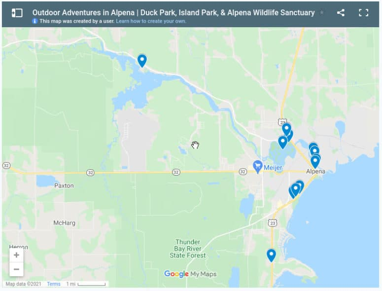 summer things to do in Alpena County - #MIAwesomeList 2021