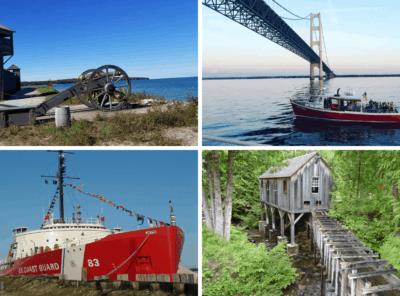 30+ Best Things to Do in Mackinaw City Michigan