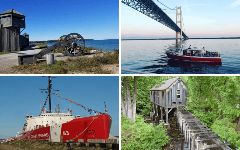 Things to Do in Mackinaw City