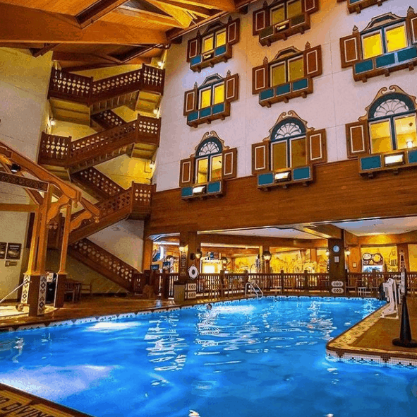 bavarian inn lodge pool frankenmuth Tantalize Your Tastebuds While Cruising the Cass River