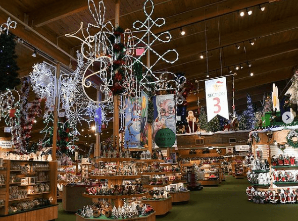 bronners frankenmuth christmas shop Tantalize Your Tastebuds While Cruising the Cass River