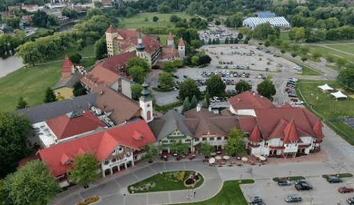 frankenmuth bavarian inn lodge Tantalize Your Tastebuds While Cruising the Cass River