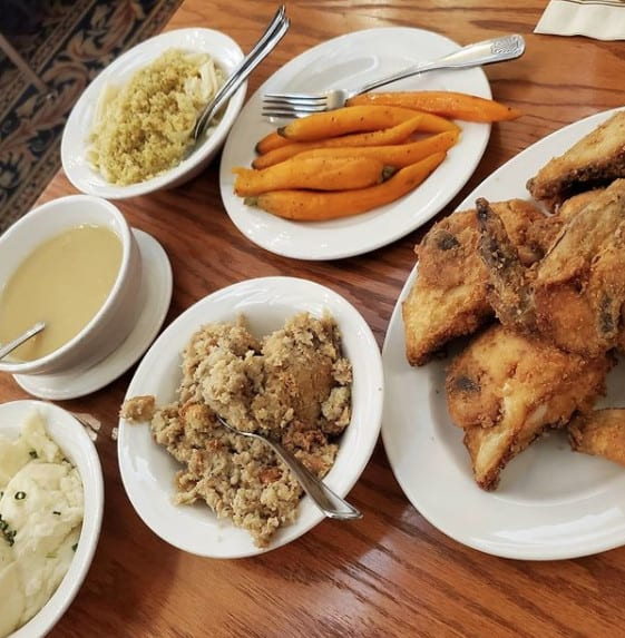 frankenmuth chicken dinner at zehnders Tantalize Your Tastebuds While Cruising the Cass River
