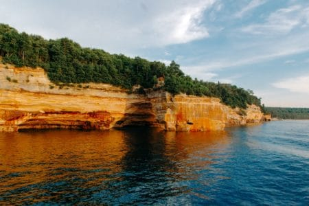 A Beginner's Guide to Pictured Rocks in the Summer