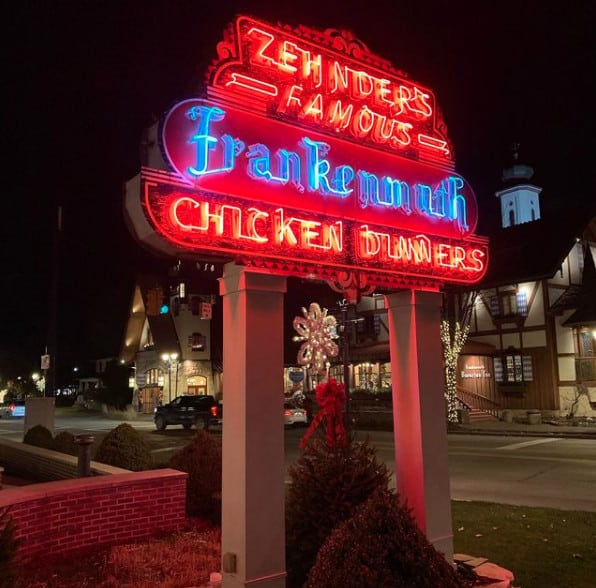 zehnders famous chicken dinners at frankenmuth Tantalize Your Tastebuds While Cruising the Cass River