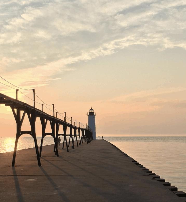 5thAvenueBeach alexandramichelini 1 13+ Top Summer Things to Do in Northern Michigan | Michigan Summer Bucket List Ideas