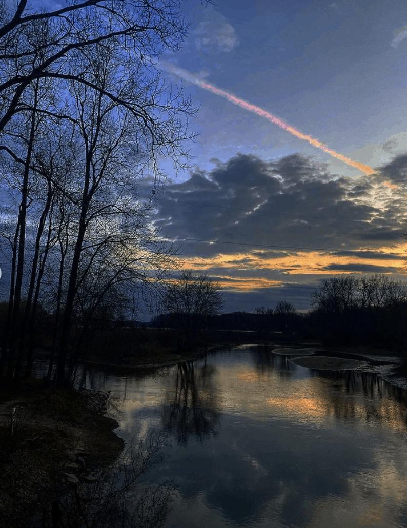 BlueBellBeach mrnd17 2 Kayak the Flint River National Water Trail