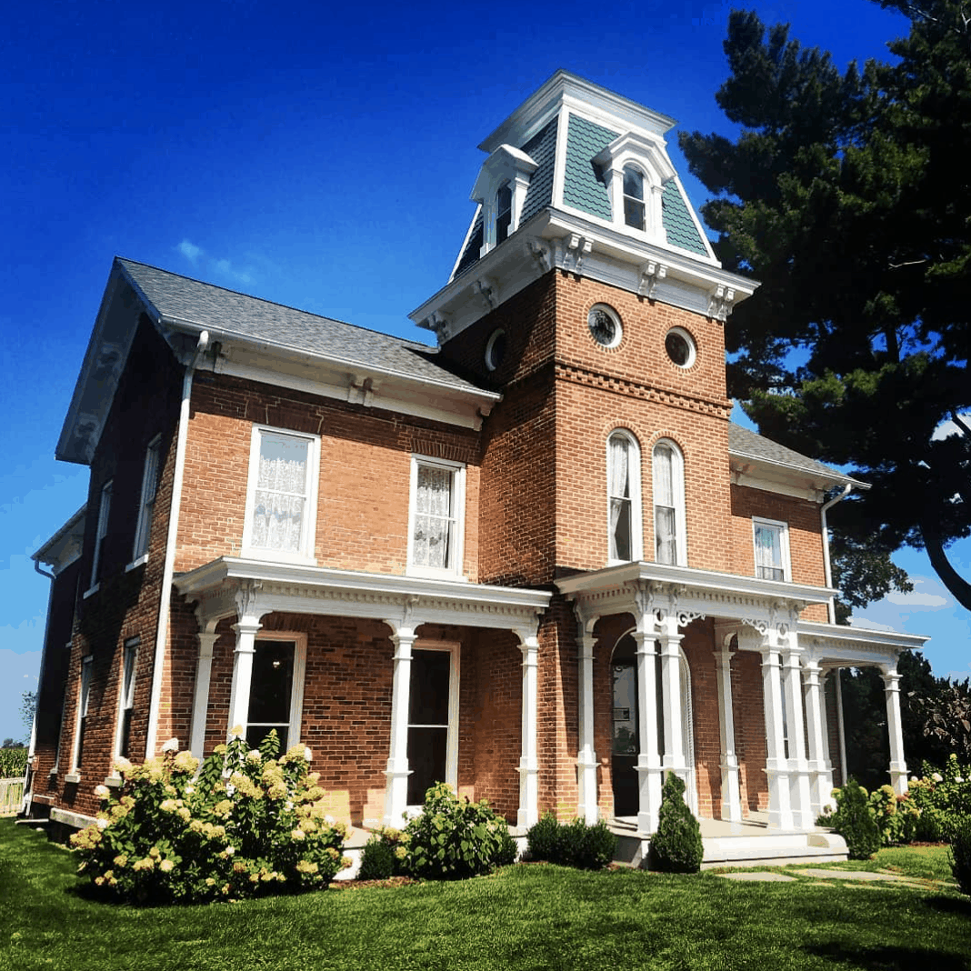 BonineHouse andimariem Learn the History of the Underground Railroad in Vandalia