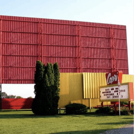 Enjoy a Movie at the Coldwater Capri Drive In Theater