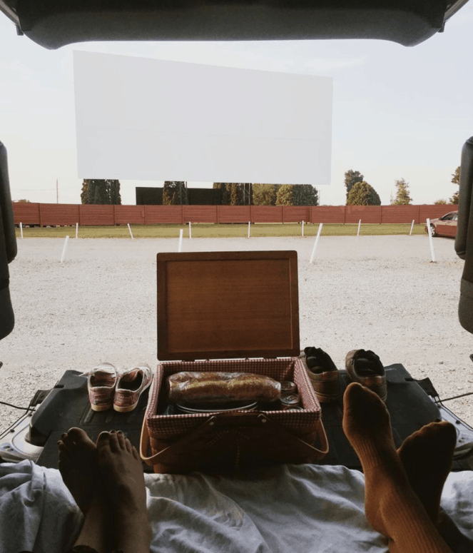CapriDriveIn oliveorrr Enjoy a Movie at the Coldwater Capri Drive In Theater