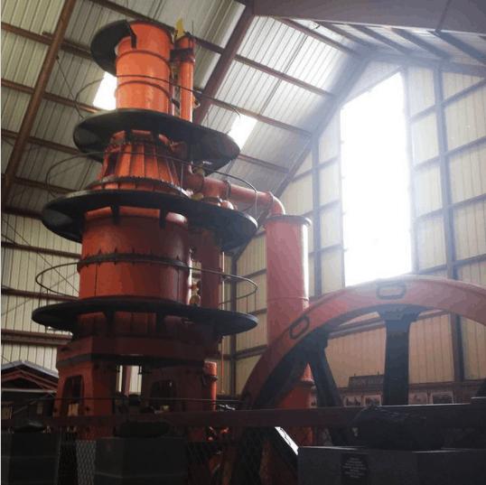 CornishPumpMiningMuseum sslagor Explore Fumee Falls & Historic Iron Mountain