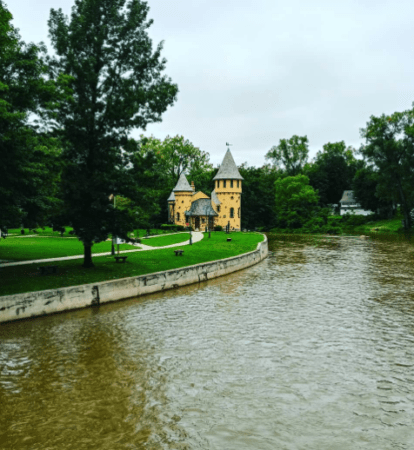 Step Back in History at Curwood Castle Park
