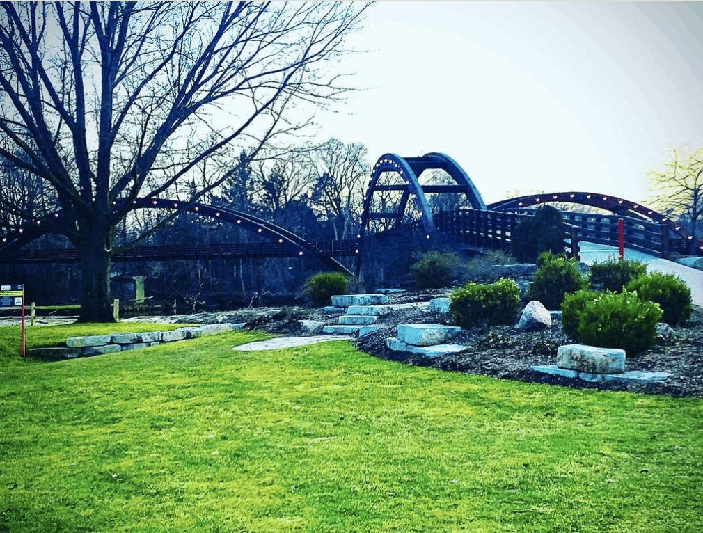 DowGardens TheTridge oldmanjenkinsarp Visit The Tridge in Midland Michigan's Chippewassee Park