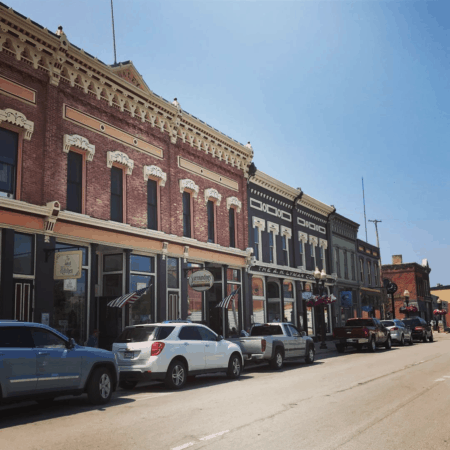 DowntownManistee meaghankennedy MI Awesome List