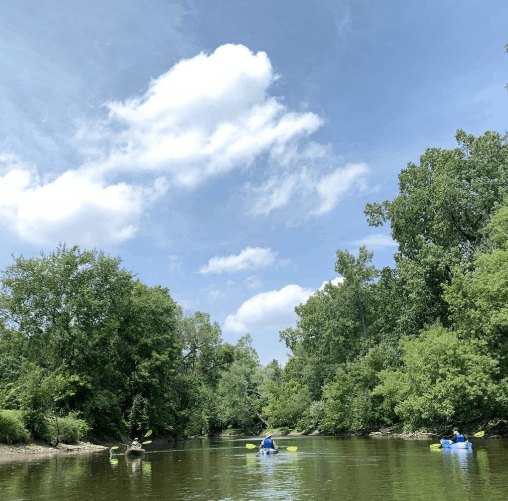 FlintRiverWatershedCoalition shelbynewport Kayak the Flint River National Water Trail