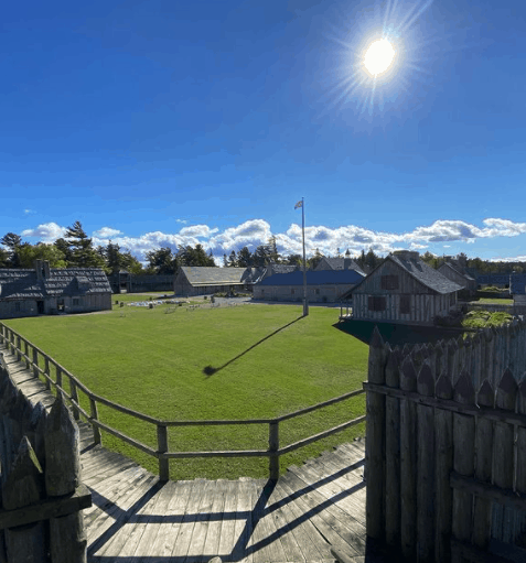FortMichilimackinac eatflyjeep 1 Immerse Yourself in History at Michilimackinac State Park