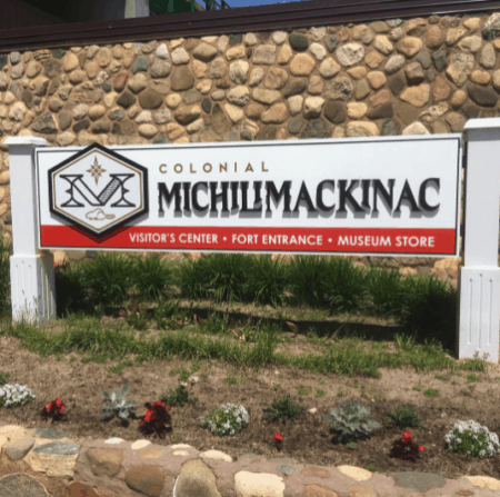 FortMichilimackinac lucid nap Immerse Yourself in History at Michilimackinac State Park