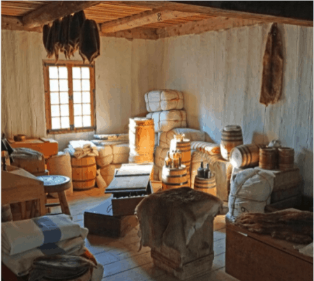 FortMichilimackinac roaming michigander Immerse Yourself in History at Michilimackinac State Park
