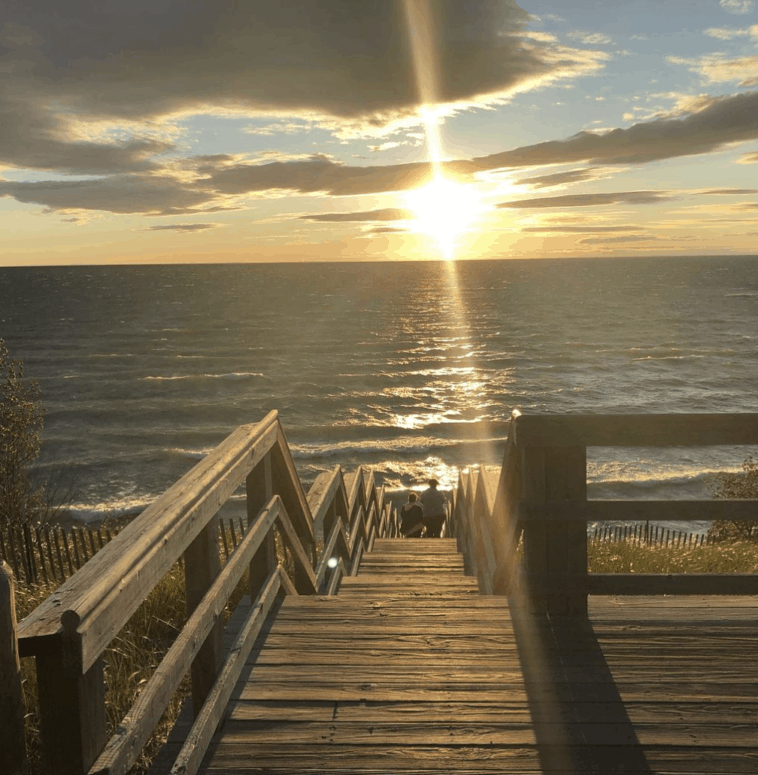 GreatSandBay cullenreed Spend a Day in Eagle Harbor MI on the Keweenaw Peninsula