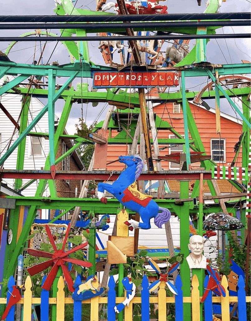 HamtrackDisneyland chicandthecityrach1 Uncover the Hidden Gem of Hamtramck Disneyland in Metro Detroit