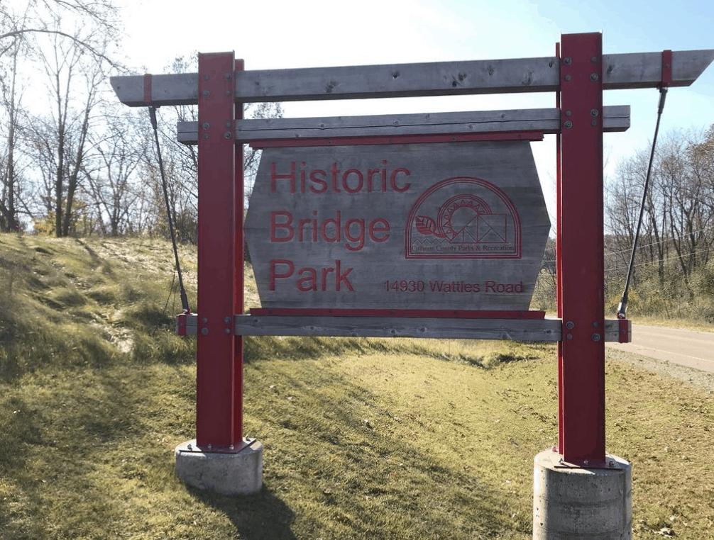 HistoricBridgePark illswallowyoursoul3 Explore Historic Bridge Park in Battle Creek