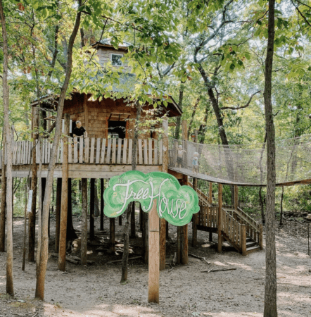 Get Back to Nature at Howell Nature Center