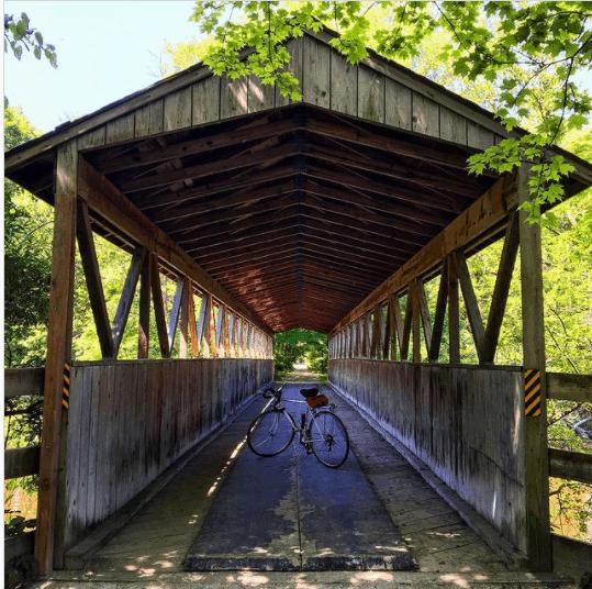KalHaven jnemo Explore the Kal-Haven Trail State Park