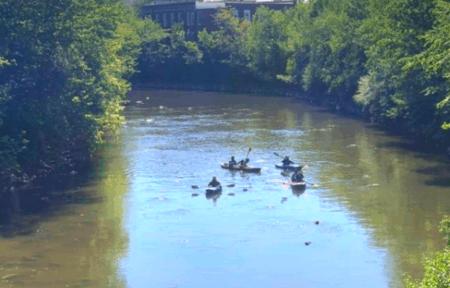 Kayak the Flint River National Water Trail