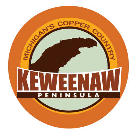 Keweenaw Visitor's Bureau Logo #MIAwesomeList 2021 Partner