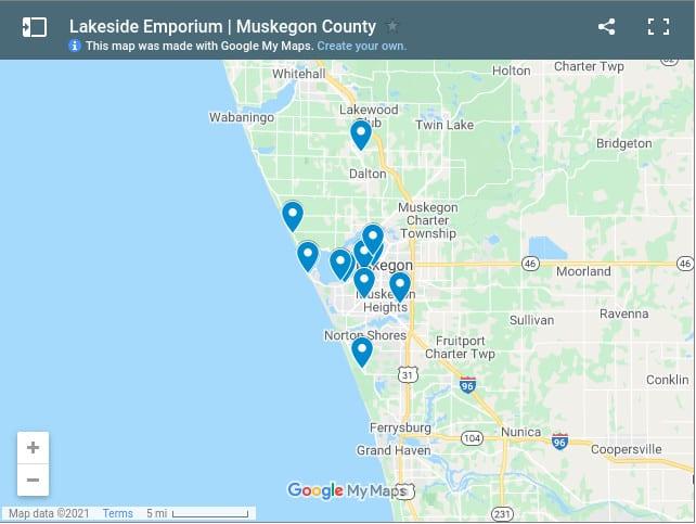Lakeside Emporium Muskegon screenshot Satisfy Your Sweet Tooth at Lakeside Emporium