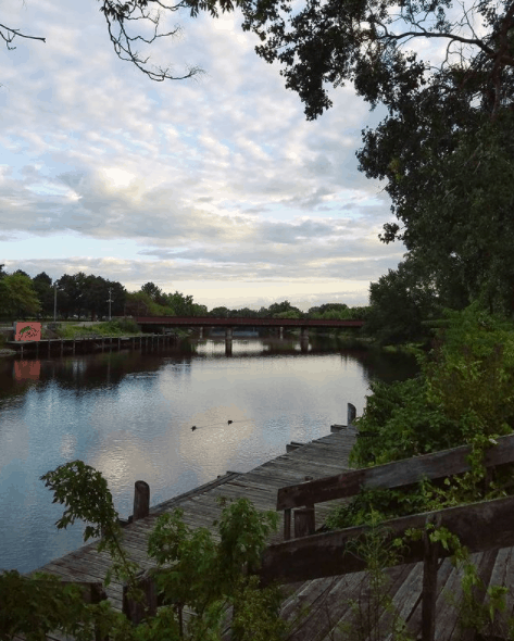 Lansing River Trail alyssaturcsak Explore the Lansing River Trail