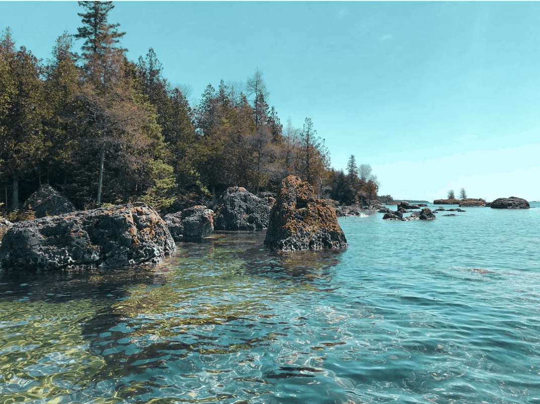 LesCheneaux hikingwithkatie Spend a Day in the Les Cheneaux Islands