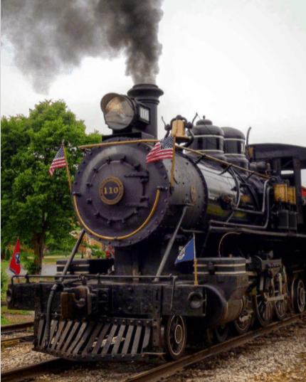 LittleRiverRailroad trainchasers 11 Best Train Rides in Michigan   Scenic Michigan Train Tours