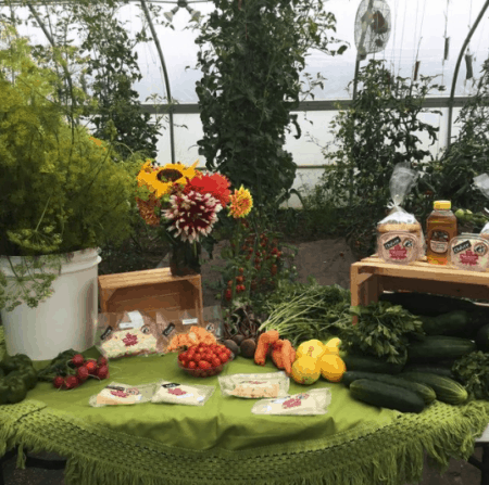 Visit the Maple Leaf Farm & Creamery
