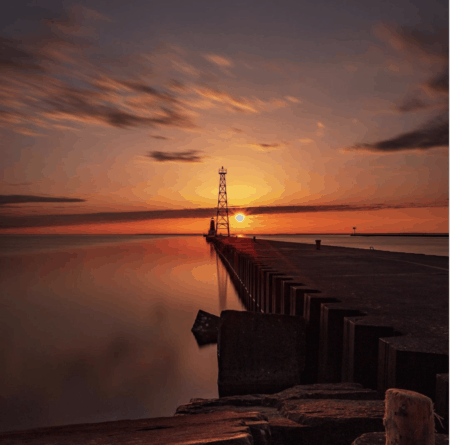 "MenomineePier jonprice11 Explore ""Where the Best of Michigan Begins"""