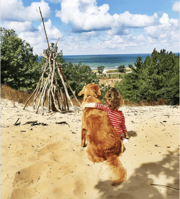 MountBaldhead bassetthound18 Scale Mount Baldhead & Visit Oval Beach