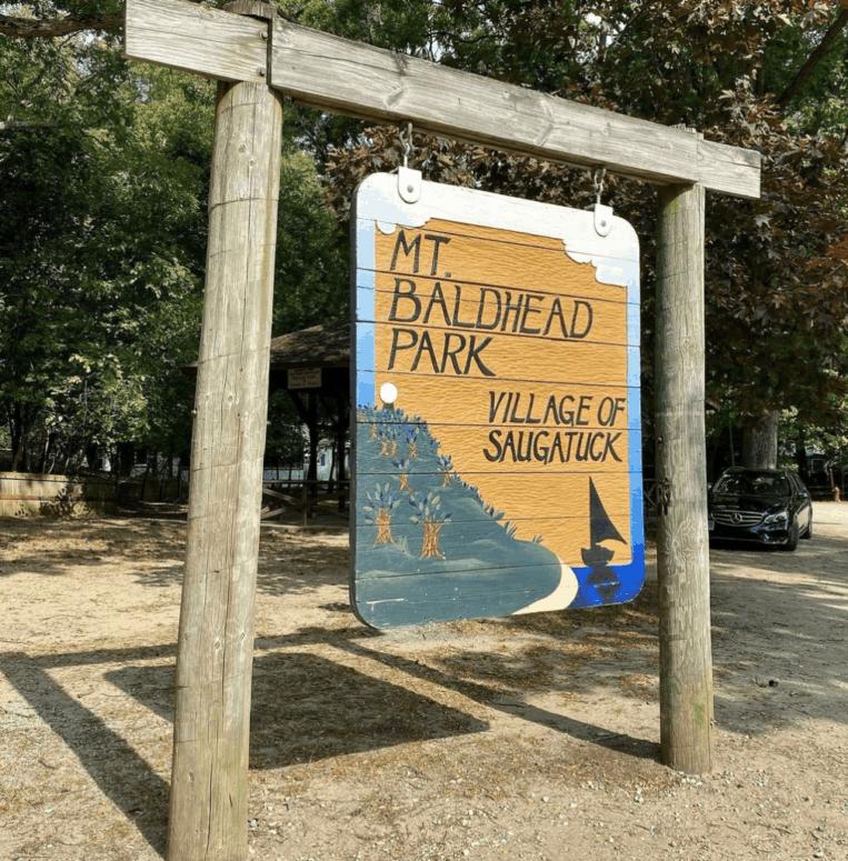 MountBaldhead cpsdesigns Scale Mount Baldhead & Visit Oval Beach