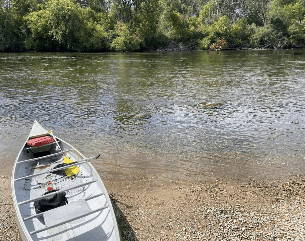 MuskegonRiver mrskipperdo Spend a Day Rafting the Muskegon River