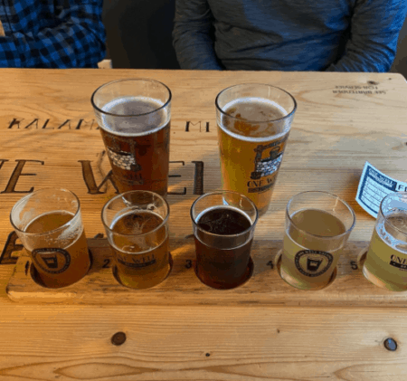 OneWellBrewing haguejay Take This Craft Brewery Tour in Downtown Kalamazoo