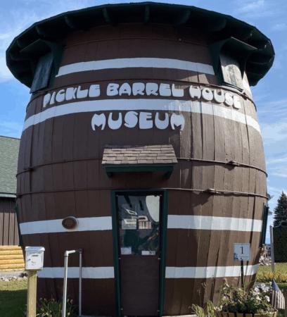 PickleBarrelHouse zerbipedia 1 Visit the Pickle Barrel House Museum