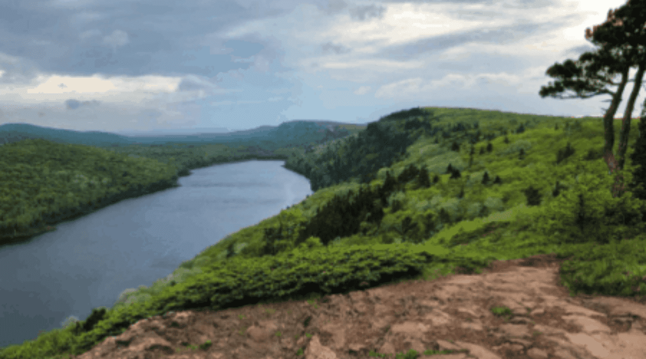 Porcupine Mountains Spend the Day in Michigan's Largest State Park