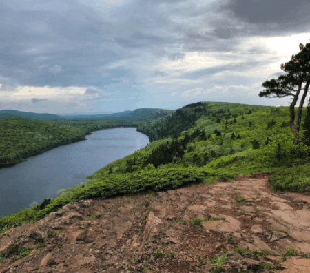 Spend the Day in Michigan's Largest State Park