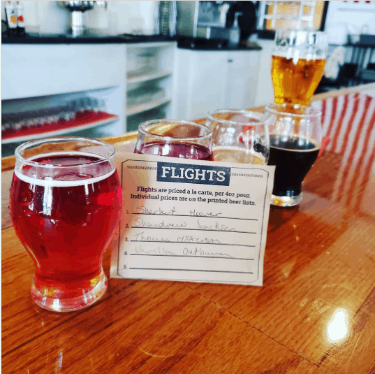 PresidentialBrewingCo lindseyjames320 Take This Craft Brewery Tour in Downtown Kalamazoo