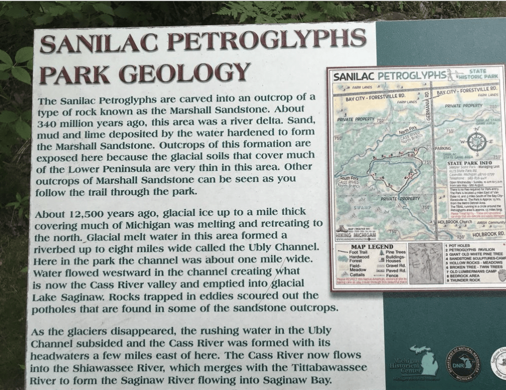 SanilacPetroglyphs nancnancrevolution Uncover History at Sanilac Petroglyphs Historic State Park