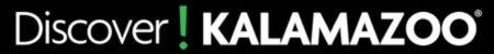 Discover Kalamazoo #MIAwesomeList2021 Partner