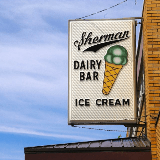 ShermansIceCream andrewhitt12 Explore the Kal-Haven Trail State Park