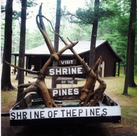 ShrineofthePines mrsmgfresh MI Awesome List