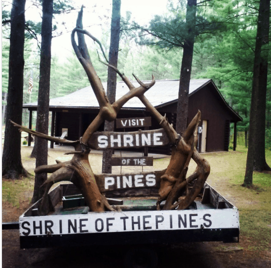 ShrineofthePines mrsmgfresh 8 Unique Things to Do in West Michigan This Summer | West Michigan Summer Bucket List